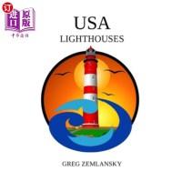 【中商海外直订】USA Lighthouses
