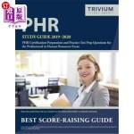 【中商海外直订】Phr Study Guide 2019-2020: Phr Certification Prepar