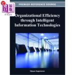 【中商海外直订】Organizational Efficiency Through Intelligent Infor