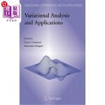 【中商海外直订】Variational Analysis and Applications