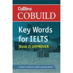 现货 英文原版 Collins Cobuild Key Words for Ielts: Book 2 Improve