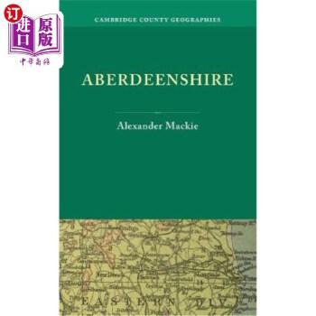 【中商海外直订】Aberdeenshire