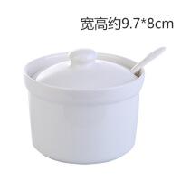 家用陶瓷调味品瓶调料盒厨房用品盐罐糖罐佐料味精材料收纳瓶罐