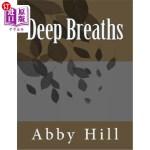 【中商海外直订】Deep Breaths