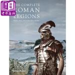 【中商原版】罗马军团 英文原版 The Complete Roman Legions 历史