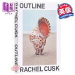 【中商原版】轮廓(雷切尔・卡斯克三部曲01)英文原版 Outline: A Novel 经典文学