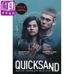 【中商原版】流沙(电视剧封面版)英文原版 Quicksand 影视小说 Malin Persson Giolito