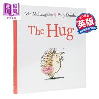 【中商原版】抱抱(社交距离系列)(入围英国文学协会图书奖) 英文原版 The Hug Eoin McLaughlin