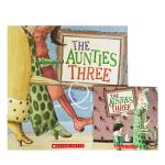The Aunties Three (With Audio CD) 三位阿姨(附CD) ISBN97898109399