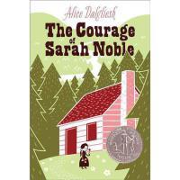 【预订】The Courage of Sarah Noble Y9780689715402