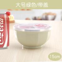 304不锈钢碗家用双层隔热碗宝宝防摔碗汤碗儿童吃饭碗