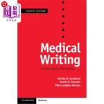 【中商海外直订】Medical Writing