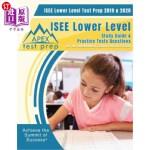 【中商海外直订】ISEE Lower Level Test Prep 2019 & 2020: Study Guide