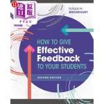 【中商海外直订】How to Give Effective Feedback to Your Students