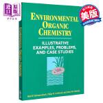 【中商原版】Environmental Organic Chemistry 英文原版 环境有机化学:插图举例、问题与案