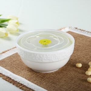 shunxiang 顺祥 陶瓷 健康瓷5英寸护边保鲜碗