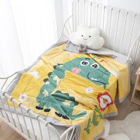 儿童夏凉被空调被卡通夏被宝宝幼儿园午睡纯棉全棉小被子薄夏天