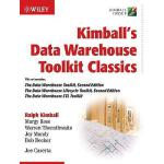 【预订】Kimball's Data Warehouse Toolkit Classics