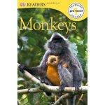 Monkeys (DK Readers Pre-Level 1) DK科普分级读物,初级 ISBN9781409386797