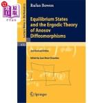 【中商海外直订】Equilibrium States and the Ergodic Theory of Anosov