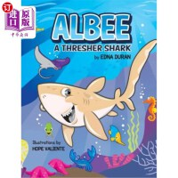 【中商海外直订】Albee, a Thresher Shark