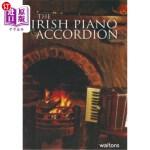 【中商海外直订】The Irish Piano Accordion