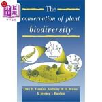 【中商海外直订】The Conservation of Plant Biodiversity