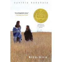 【现货】英文原版 青少小说 亮晶晶 Kira-Kira 2005年纽伯瑞金奖小说 假期读物推荐 10-14岁适读