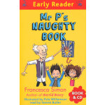 Mr P's Naughty Book(Orion Early Reader, Book/CD) P先生的淘气书(书+