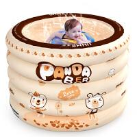 UNME/优敏 婴儿游泳池 保温充气儿童宝宝游泳池戏水池大号游泳桶