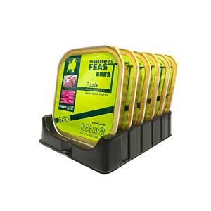 耐威克 宠物罐头狗罐头狗湿粮 泰迪贵宾专用 100g*6盒