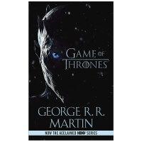 A Game of Thrones 冰与火之歌第一卷:权利的游戏 英文原版小说