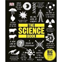 The Science Book 英文原版 DK科学百科 全彩铜版纸