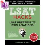 【中商海外直订】LSAT 75 Explanations: A Study Guide for LSAT 75 (Ju