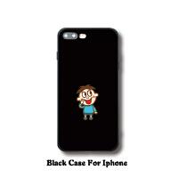 可爱卡通旺仔牛奶iphoneX手机壳8创意苹果6s plus全包硅胶7软壳女