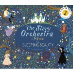 英文原版 交响乐团发声书:柴可夫斯基睡美人音乐故事 有声绘本 The Story Orchestra: The Sle