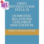 【中商海外直订】Ohio Revised Code Title 31 Domestic Relations Child