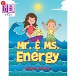 【中商海外直订】Mr. & Ms. Energy