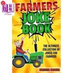 【中商海外直订】Jokes For Farmers: Funny Farming Jokes, Puns and St