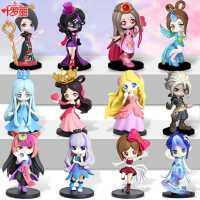 叶罗丽精灵梦娃娃盲盒迷你冰灵公主夜萝莉手办女孩公主玩具可挑选