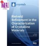 【中商海外直订】Rietveld Refinement in the Characterization of Crys