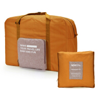 手提旅行包女帆布轻便简约折叠包行李袋出差旅行收纳包大容量