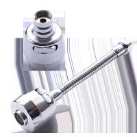 厨房水龙头防溅头延伸器过滤器可调节增压花洒通用家用