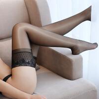 性感情趣丝袜蕾丝花边长筒袜硅胶防滑过膝激情诱惑丝袜女内衣