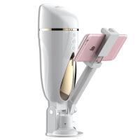 4D互动模拟真人发音电动飞机杯情趣性用品男用自慰器具 默认规格