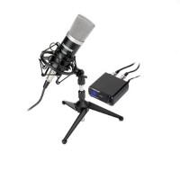 得胜(TAKSTAR) 天籁PC-K500精装版 电脑录音专业版 专业电容麦克风套装