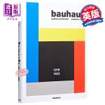 【中商原版】包豪斯 英文原版 Bauhaus