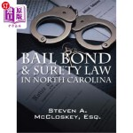 【中商海外直订】Bail Bond & Surety Law in North Carolina
