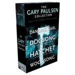 英文原版 盖瑞・柏森作品集 含手斧男孩、雪橇犬之歌 纽伯瑞奖小说 The Gary Paulsen Collectio