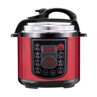 电压力锅智能1-2-3-4人2.5L小型家用迷你特价电力高压锅定时